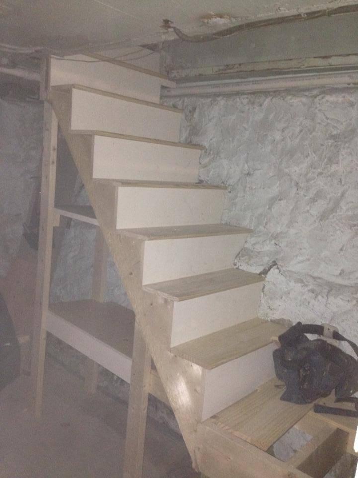 basement steps 5