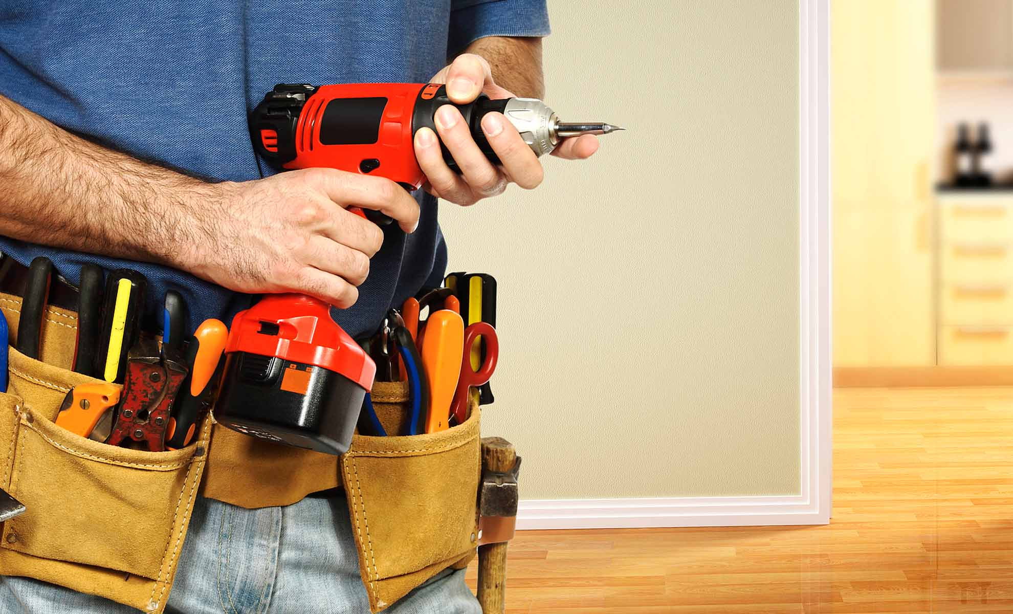 The difference between a contractor and a handyman