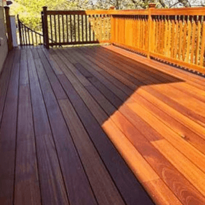 What S In It Most Decks Are Made Out Of Treated Lumber With Wood Types Ranging From Pine To Mahogany