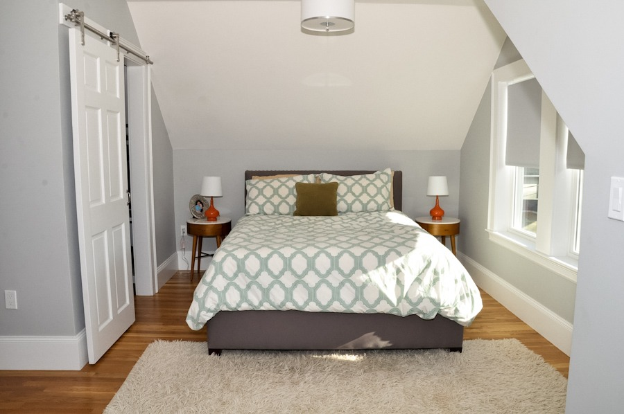 Attic Turned Master Suite Mcdonald Contracting