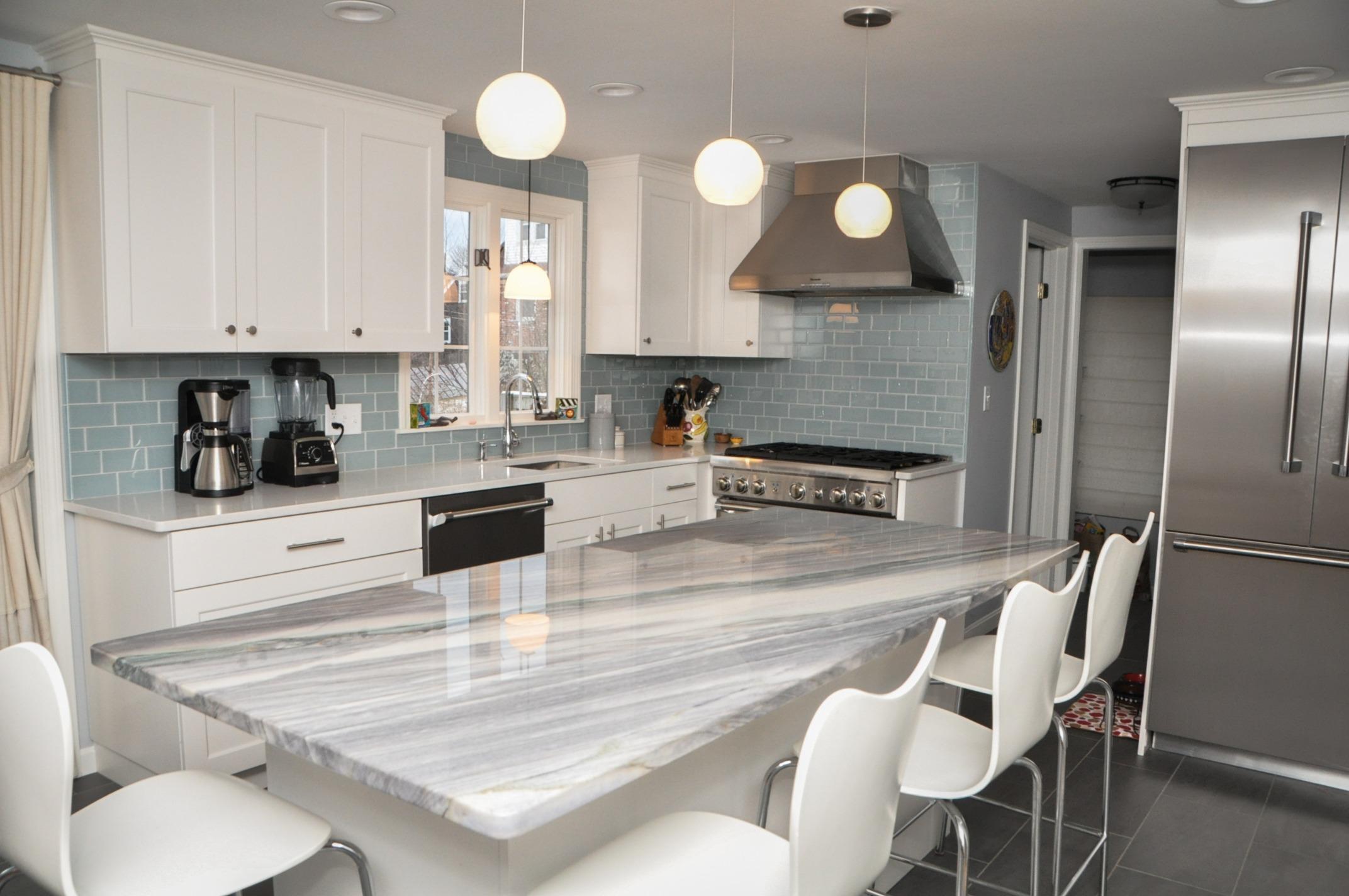 Beautiful Arlington Kitchen