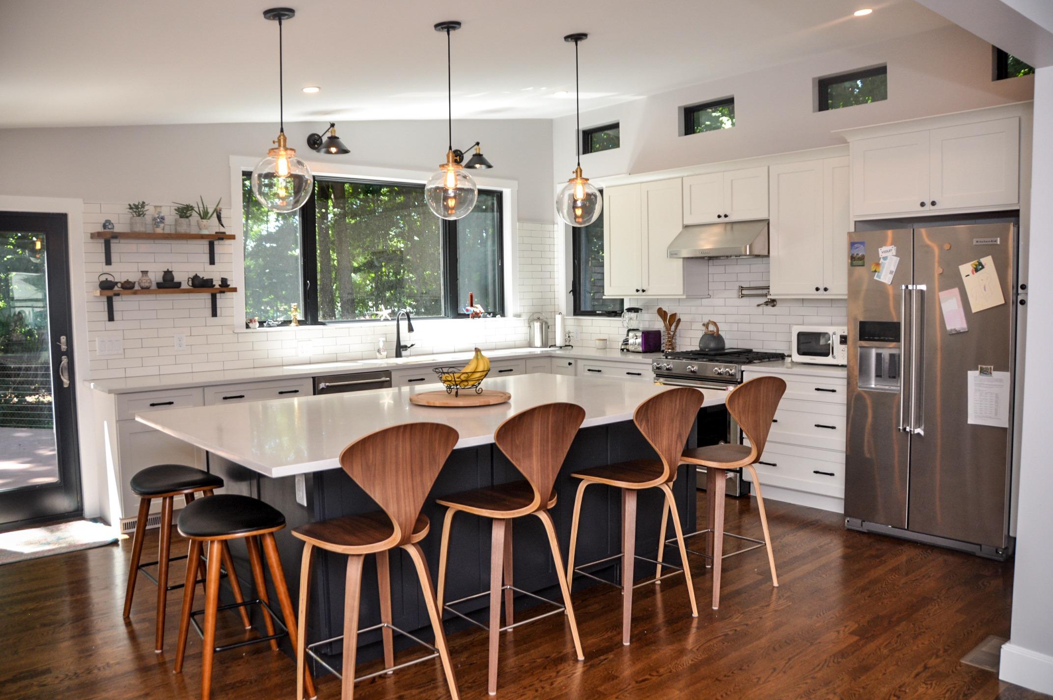 Gorgeous Kitchen Addition